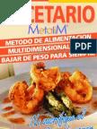 Recetario Metalim-Con Carbos