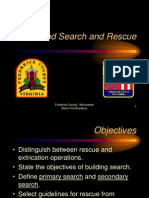 Fire Ground Search and Rescue Final 2005