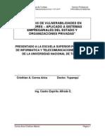 PROYECTO DE METODOLOGIA DE INVESTIGACION - CUERPO
