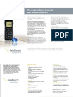 Iridium 9555 Brochure
