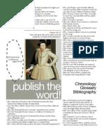 Hbf Bib Conf 3 Chronology Glossary Bibliography 091911