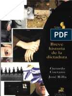Gerardo Caetano y José Rilla - Breve Historia de la Dictadura (Uruguay)
