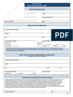 131_Direct Deposit Form