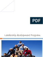 Leadership Development Programm-prince Dudhatra