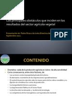 Presentacion Consecomercio Sep-2011 Fedeagro