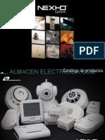 Catálogo de Productos Nexho 2011