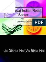 The Great Indian Retail Sector