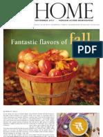 September Home 2011 - East Edition