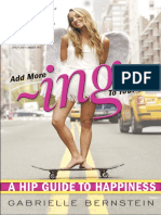 Add More Ing to Your Life by Gabrielle Bernstein - Reading Group Guide