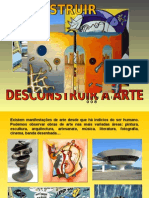 Desconstruir Arte