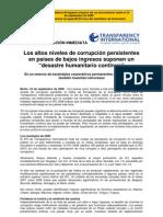 Spanish CPI 2008 Press Release FINAL