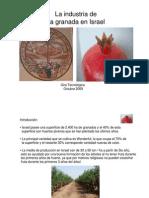 Proceso e Postcosecha de Granado Ojo