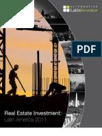 Real Estate Report 2011