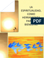 La Espiritualidad Herramienta Para El Bienestar