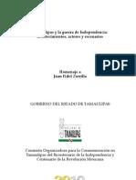 Libro Juan Fidel Zorrila Tamaulipas Historia