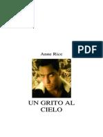 Rice, Anne - Un Grito Al Cielo