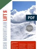 Push Mountain, Lift Sky Chi Kung