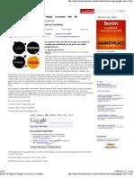 Incluir Un Mapa de Google en Tu Web