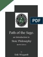 The Path of Stoa