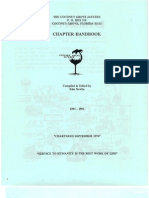 Chapter Handbook