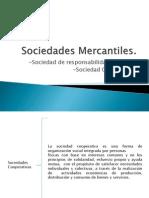 Sociedades Mercantiles Clase