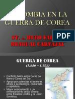 Colombia en La Guerra de Corea