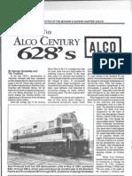 Alco Century 628's