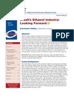 Brazil Ethanol Industry - Constanza Valdes - BIO02 - 2011