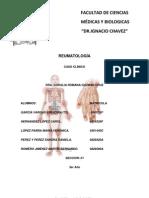 caso clinico reumatologia