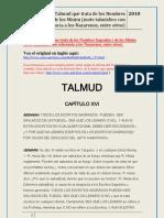 El Talmud - Los Nombres Sagrados y Los Minim-2