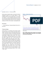 Technical Report 16th September 2011
