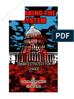 Breaking The System - Obama's Strategy For Change - by David Horowitz & Liz Blaine - pub 2010