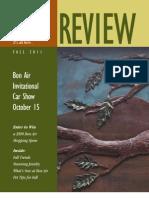 Bon Air Review Fall 2011