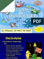 Electrolytes 2