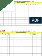 Registers Format