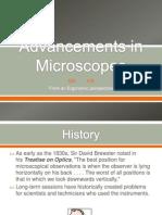 Microscope Ergonomics