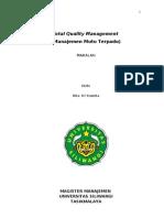 Total Quality Management (Manajemen Mutu Terpadu)