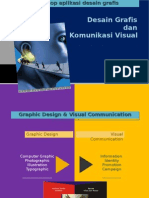 Desain Grafis [ Komunikasi Visual ]