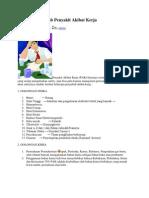 5 Faktor Penyebab Penyakit Akibat Kerja