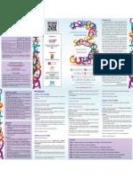 Programa Definitivo 3 Congreso Salud Escolar