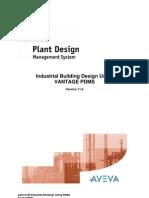 Industrial Buildings Using PDMS