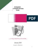 Guide to Qatar Formalities