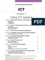 01 Using ICT Systems
