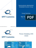 KPIT-A Development Tools Partner