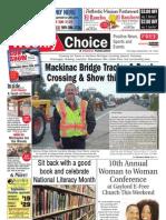 Weekly Choice - September 15, 2011
