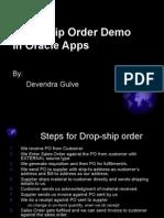 Drop Ship Order Demo_scribd