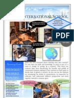 Grade 4 Newsletter 16-9-2011
