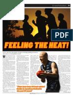 Inside Football - Heat Stress