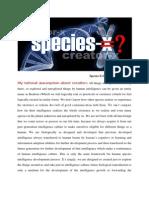Species X