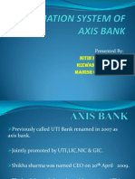 Axis Bank -3 Ppt